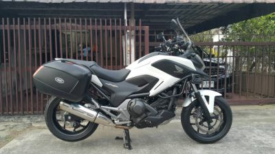 HONDA NC750X  Immaculate bike only 8,000klms  DCT
