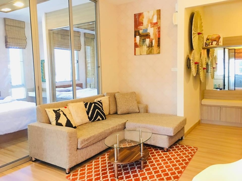 New & fully furnished 1 bedroom modern style unit located at Nimman