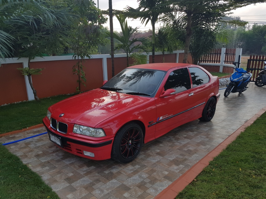 Car for rent. BMW Automatic. in ban phe