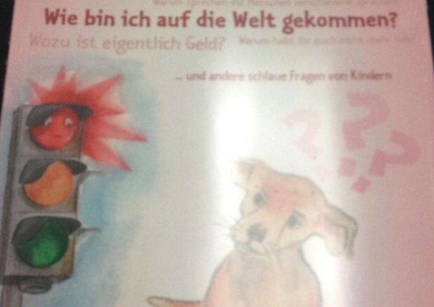 Book for children in german Language / Kinderbuch