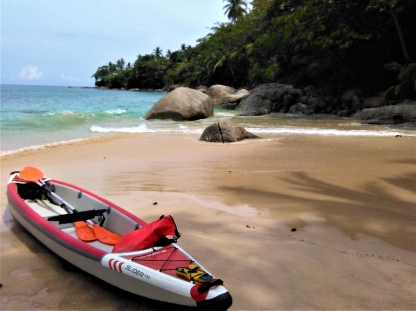 Inflate Kayak KXone Slider 410cm