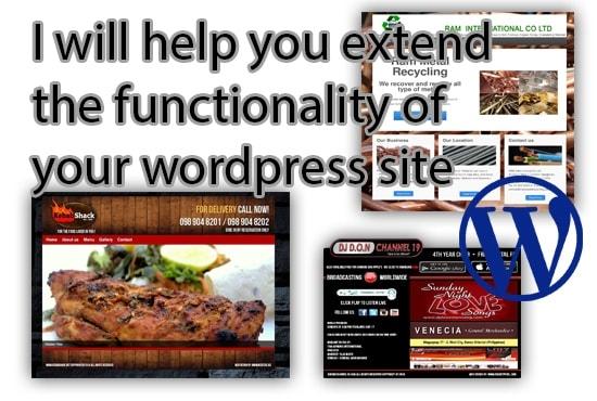 Web design and Development using wordpress