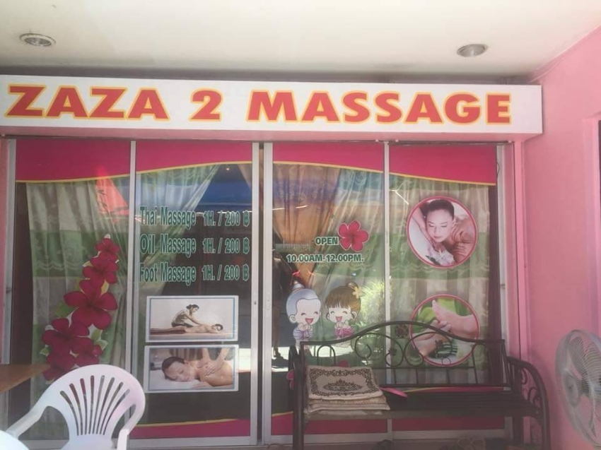 Zaza 2 Massage