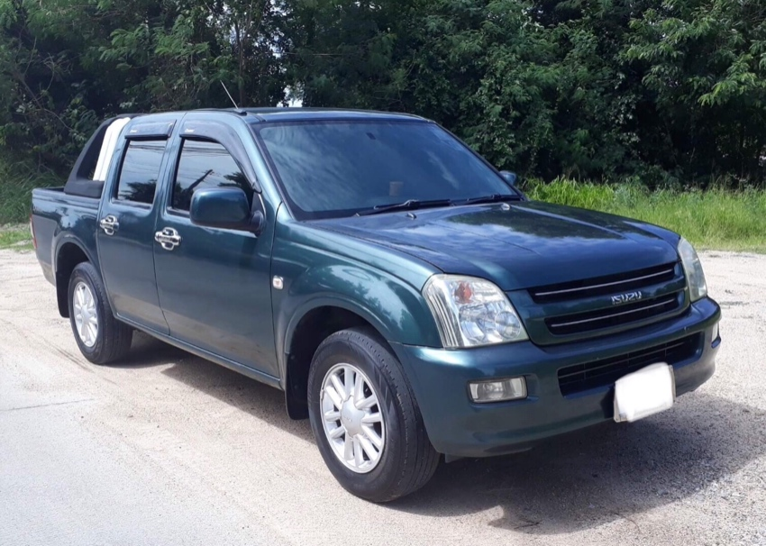 For Rent - Isuzu D-Max - Automatic
