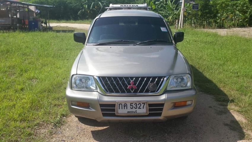 For Rent - Mitsubishi Pick Up - Automatic