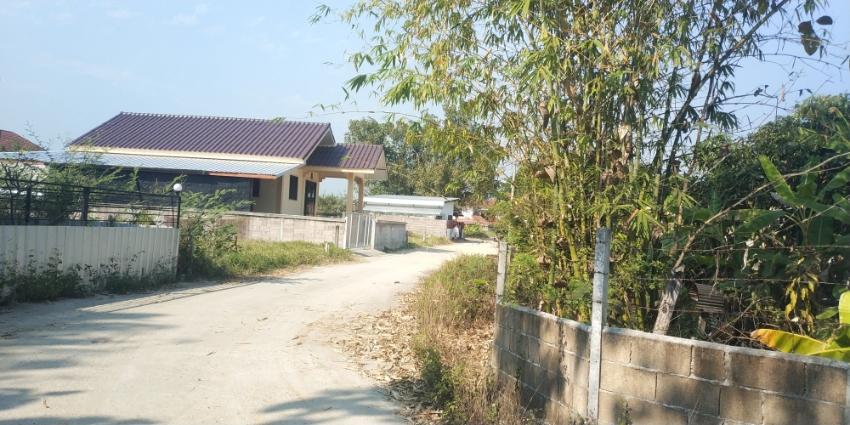 Land near new Grace International School
