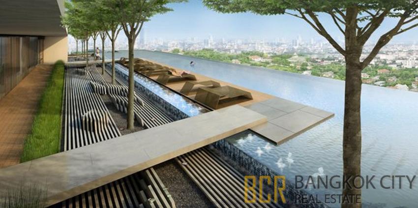 Onyx Phahonyothin Luxury Condo Fully Furnished Studio Unit for Rent