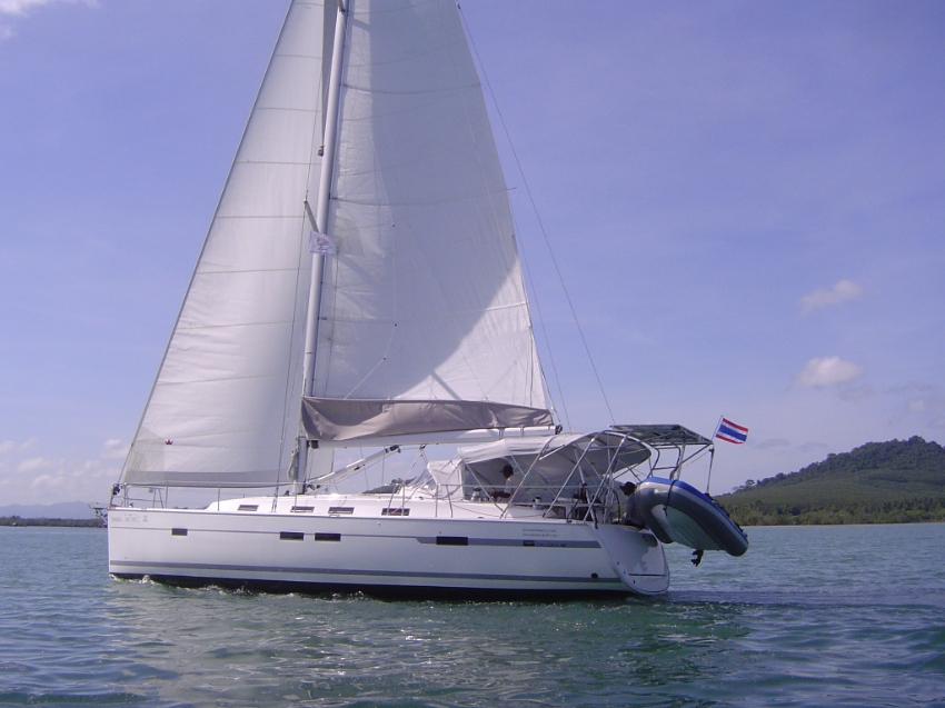 Beautiful 2011 Bavaria Cruiser 45 now available