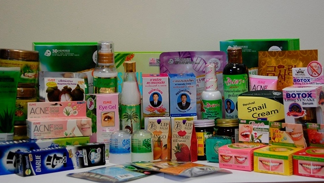 Online store Thai cosmetics for sale