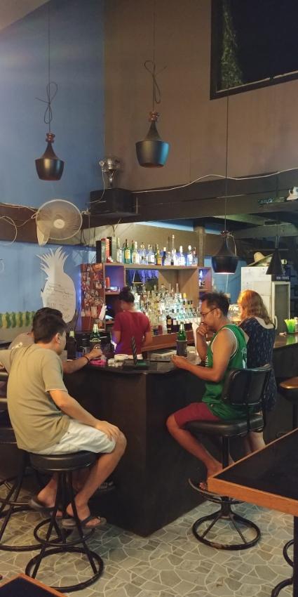 OPEN FRONT COCKTAIL BAR & RESTAURANT