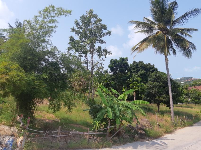 Land in Plai Leam Koh Samui