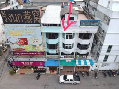 Krabi Town - Commercial Building