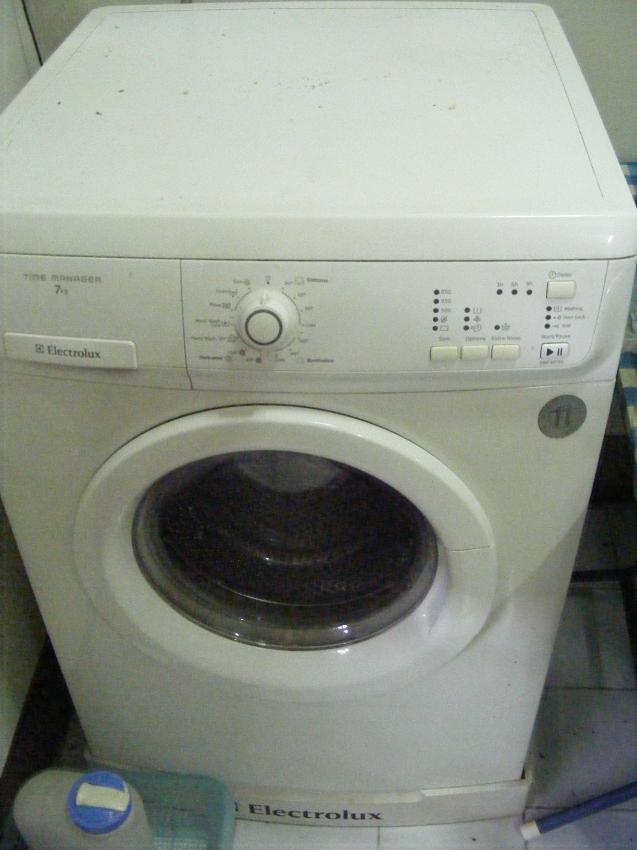 Electrolux Front Loading wachine machine