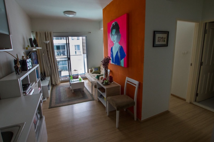 REDUCED! 1 bedroom A Space (5 min to MRT)
