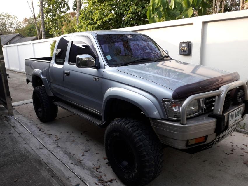 Toyota 4 × 4