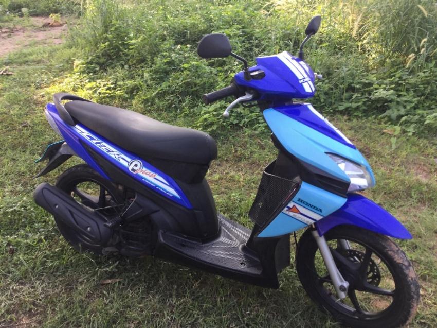 Honda Click Limited