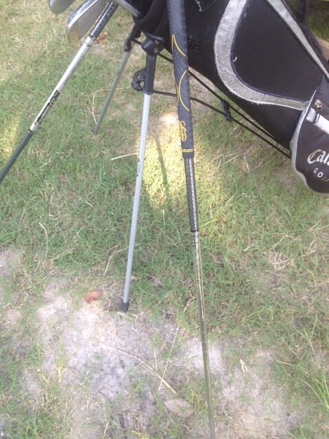 Left handed golf irons in Hua Hin