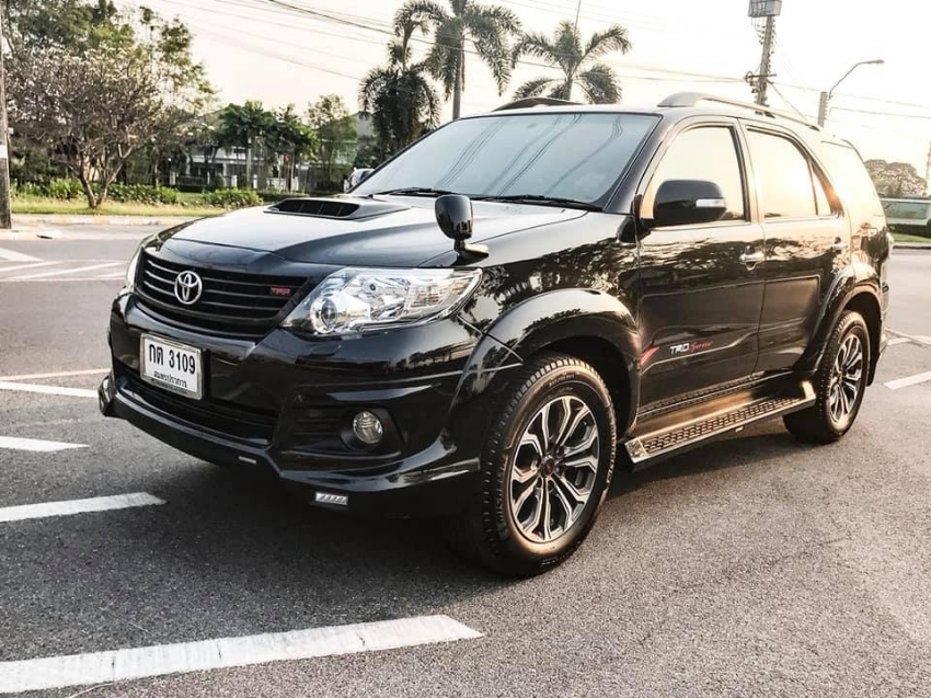 2014 TOYOTA – FORTUNER – 3.0 [V] AT 4WD TRD Sportivo