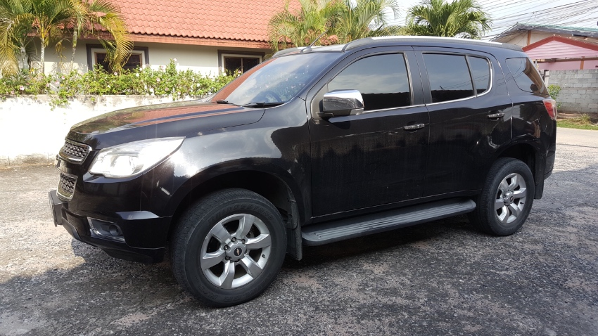 2014 Chevrolet Trailblazer 2.8 LTZ 4x4