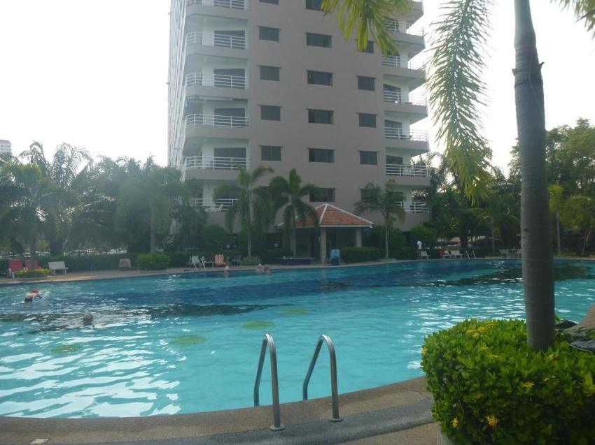 Pattaya View Talay 2A Unit 34 sqm Bargain