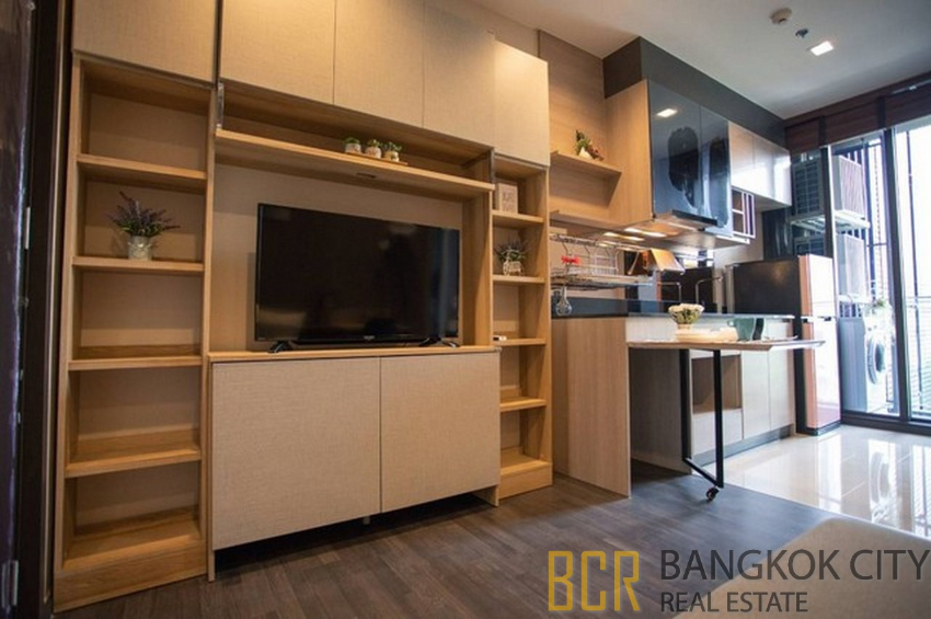 The Line Asoke Ratchada Luxury Condo 1 Bedroom Unit for Rent - HOT
