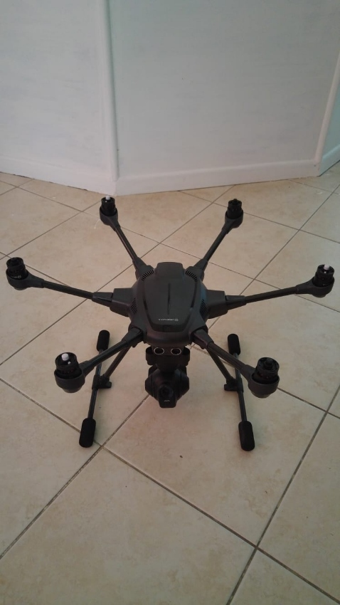 Yuneec Typhoon H Hexacopter pro