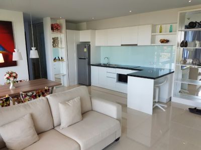 2 bedroom in a very popular resort, only 4.55 mil.