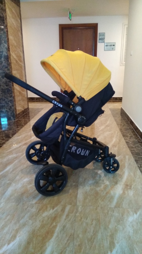 Baby carriage Krown