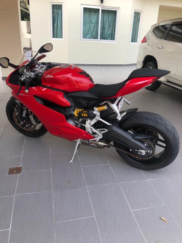 Ducati 899 2014 - Low Kms