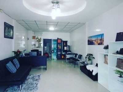 To Rent a 3 Bedroom House at Green Park Jomtien