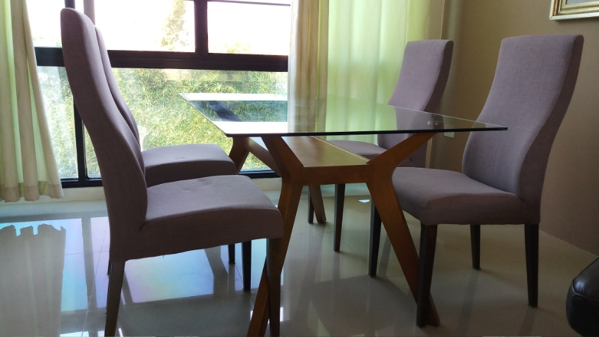 Index Living Mall Dining Table for Sale