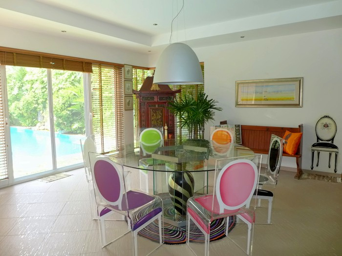 Siam Royal View: Noble 3 bedroom pool villa with wonderful gardens