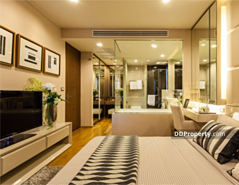For sale The Address Sathorn Chong Nonsi BTS 56 Sqm 1 Bed