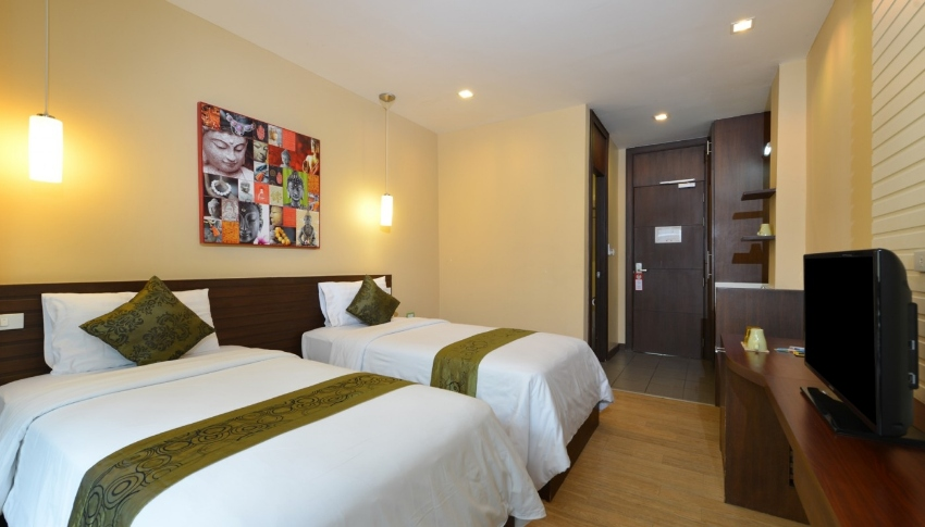 Book the Budget Hotels in Bangkok