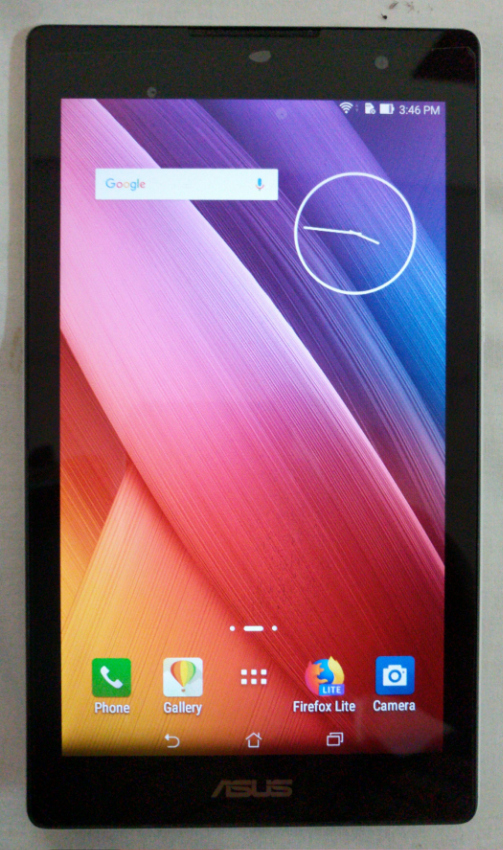 ASUS ZenPad C 7.0 (Z170CG/P01Y) 7 inch Android tablet phone (phablet)