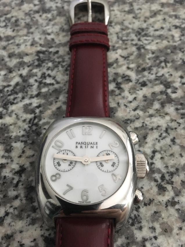 Pasquale Bruni automato chronograph