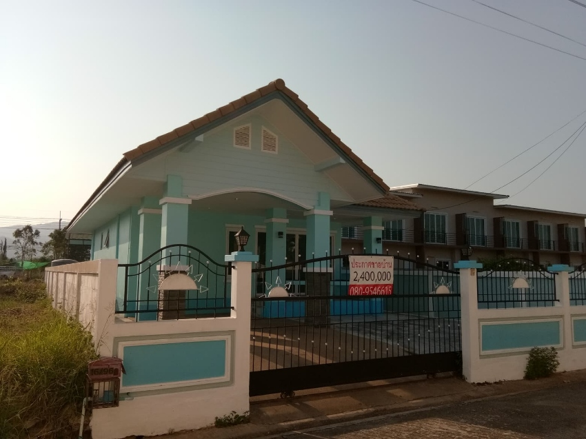 house for sale / new