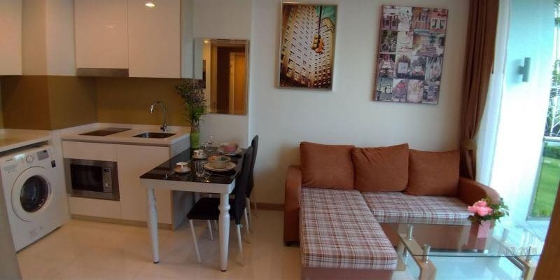 Riviera Wongamat For Rent