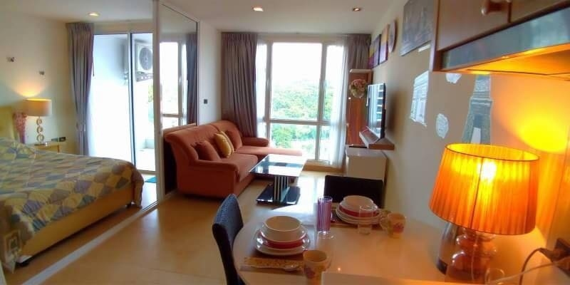 The Cliff in Pratumnak Hill For Rent