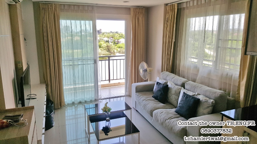 Condo at Jomtien for long term rent direct from owner.