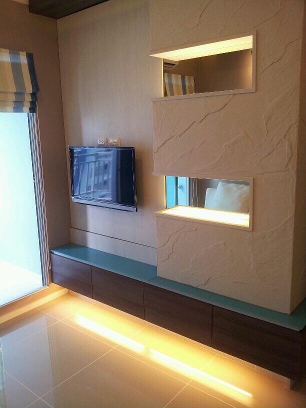 Lumpini Park Beach Jomtien Condo For Sale& Rent 1 Bedroom (PATTAYA)