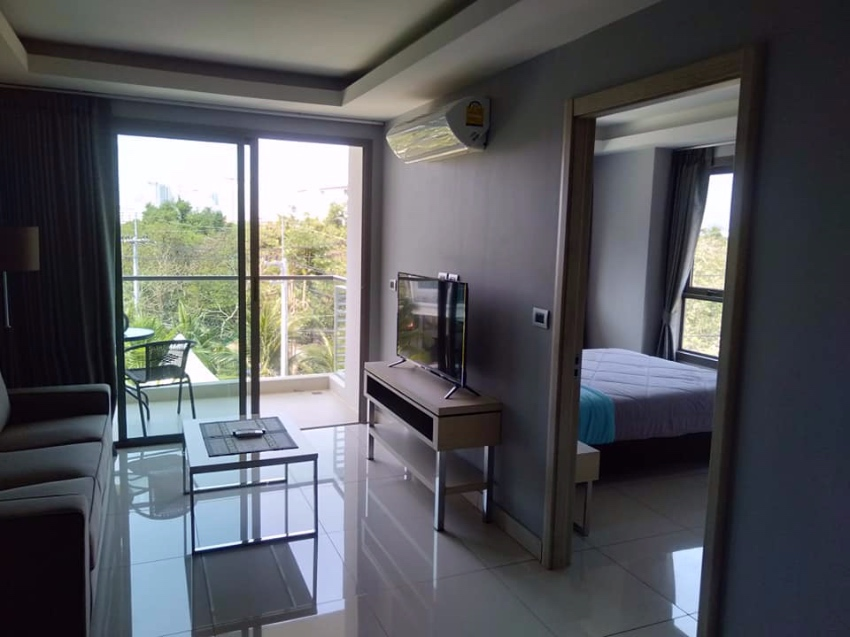 Jomtien Laguna Beach 1 bed condo for rent