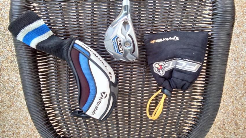 Golf Clubs Left Hand Taylor Made SLDR (Adj) 3 FW