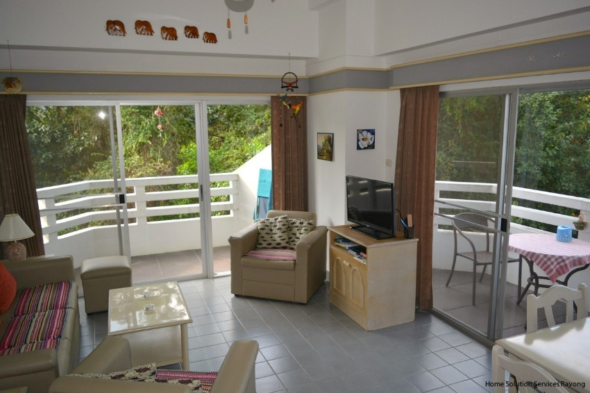 1 bedroom condo with 3 balconies, now only 1,295,000 THB