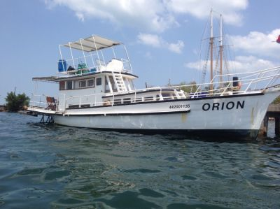 Orion is for sale