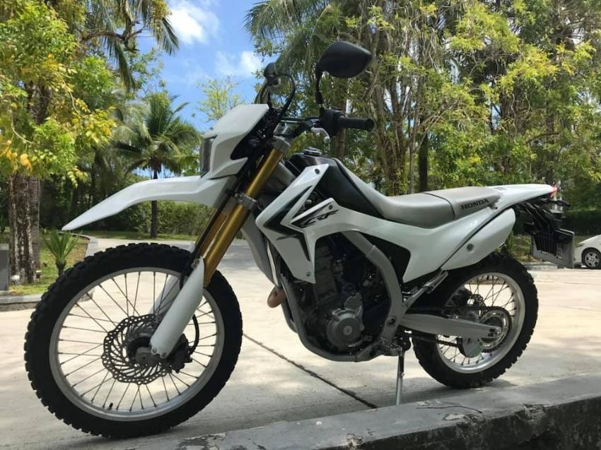 * THB 99,000 *  2018 Honda CRF 250L For Sale