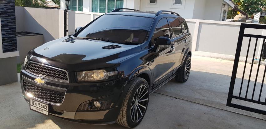 Chevrolet Captiva 2.4 LTZ