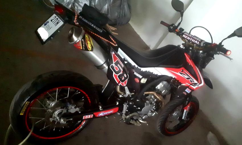 Honda CRF 250M