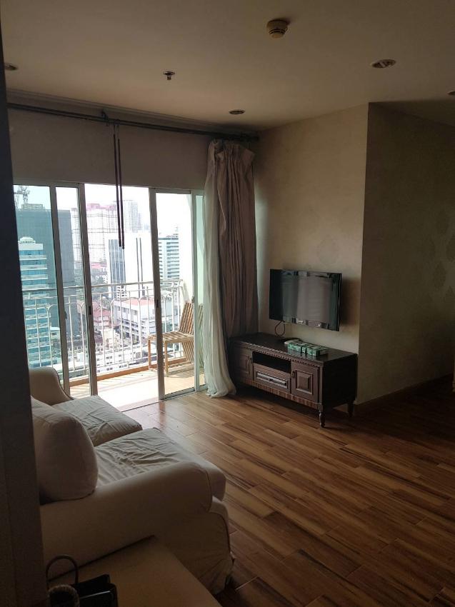 2 Bedrooms condominium for rent @ The Complete (Ratchaprarop/Rangnam)