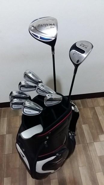 golf full set for men's